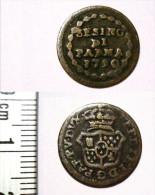 ITALY. PARMA SESINO 1790. RARE. ITALIE. - Regional Coins