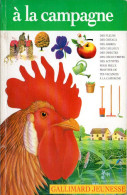 ENF-002 / A la campagne  �dition Gallimard jeunesse 1994