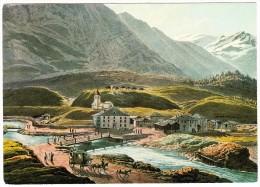 1825 San Bernardino-Villagio - Postkutsche/Dilligence - (1981 - 'WIPA Wien Hofburg' SPECIAL POSTMARK & 2x STAMP/TIMBRE ) - Post