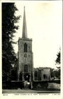 N°462 PPP 347  PARISH CHURCH OF ST MARY WALSINGHAM RAPHAEL TUCK - Non Classés