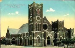 N°463 PPP 347  ST CLEMENTS EPISCOPAL CHURCH EL PASO TEXAS - El Paso