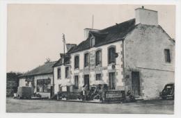 22 COTES D ARMOR - SAINT CARADEC Carrefour, Croix De Calagan, Hôtel Marigot - France