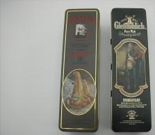 SCOTCH WHISKY GLENFIDDICH & ABERLOUR - Cannettes
