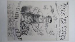 Partition Ancienne Pf Tous Les Corps Mme Kaiser O Capitan Illustrateur Kuhn Lefay - Partitions Musicales Anciennes