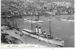MONACO - Le Port Et La Condamine - Non Classés