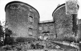 MONISTROL-sur-LOIRE - Chateau Des Evêques, L'Entrée - (92406) - - Monistrol Sur Loire
