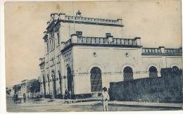 Cardenas Cuartel De Bomberos Firemen Station Pompiers - Cuba