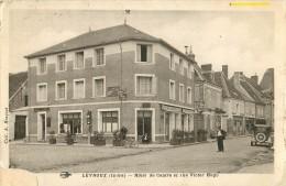 36  Levroux Hotel Du Centre - Autres Communes