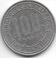 *gabon 100 Francs 1972  Km 12  Vf+ - Gabon
