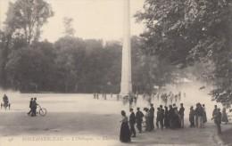 CPA - Fontainebleau - L'Obélisque - Fontainebleau