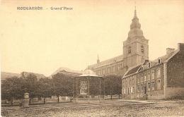 Hougaerde / Hoegaarden : Grand'Place ( Kerk En Kiosk) - Hoegaarden