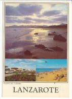 PK-CP Spanien/España, Lanzarote, Gebraucht, Siehe Bilder!*) - Lanzarote