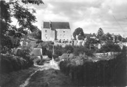 Belle Cpsm -    Crépis En Valois - Le Vieux Château , Vu Du Fond Marin                       AG468 - Crepy En Valois
