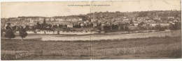 Saint Just Sur Loir Vue Panoramique - Saint Just Saint Rambert