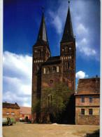 Jerichow - Ehemalige Stiftskirche Von Westen - Deutschland