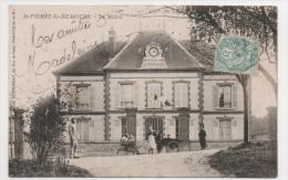 77 SEINE ET MARNE - SAINT PIERRE LES NEMOURS La Mairie - Saint Pierre Les Nemours