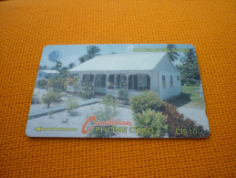 White House - Cayman Islands Phonecard - Cayman Islands