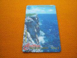 Mountain - Cayman Islands Phonecard - Cayman Islands