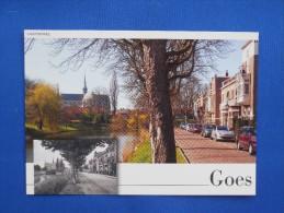 Postal Stationery, Goes, Gans, Goose - Geografia