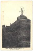 Serverette - La Vierge Et La Croix - France