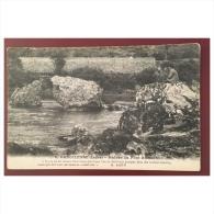 Gargilesse  Ruines Du Pont Romain  G. Sand - France