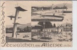 A-4863 Ansichtskarte SW Seewalchen
