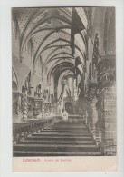 2 CPA ECHTERNACH (Luxembourg) - Inneres Der Basilika, Die Wolfsschlucht Bei Echternach - Echternach