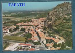 84-MORNAS-vues Aériennes-lot De 2 Cartes Postales-non écrites - 4 Scans- 10.5 X 15 - CIM COMBIER - Postcards
