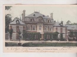 Cliche Unique  Environs De Roye Le Chateau De L´Echelle  2 Scan - Otros Municipios