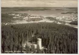 FINLAND - KUOPIO - Puijo,  Air View - Finlande