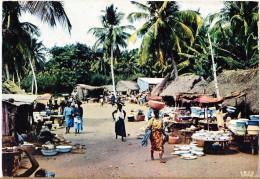 CARTOLINA    NIGERIA      VIAGGIATA 1965 - Nigeria