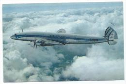"CP AVION LOCKHEED "" SUPER CONSTELLATION "", COMPAGNIE AIR FRANCE - 1946-....: Moderne"