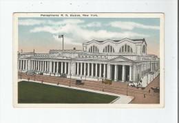 PENNSYLVANNIA R R STATION NEW YORK - New York City