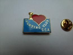 Beau Pin´s En EGF  , Sporting Club SCA , Albigeois ?? Albi ?? - Badges