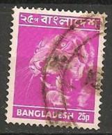 Timbres - Asie - Bangladesh - 1976 - 25 P. - - Bangladesch