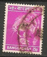 Timbres - Asie - Bangladesh - 1976 - 25 P. - - Bangladesh