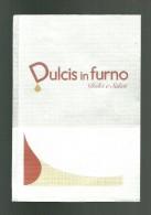 Tovagliolino Da Caffè - Dulcis In Furno - Company Logo Napkins