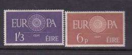 Ireland 1960 Europa Set MNH - Europa-CEPT
