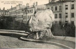 69. Lyon Croix Rousse. Le Gros Caillou - Lyon 4