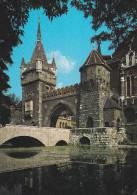 Hungria--Budapest--City Park--Vajdahunyad Castle--Agricultural Museum----a, Cloud, Francia - Castillos