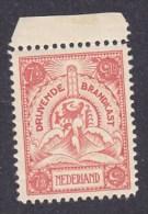"""Nederland 1921 - Vervoer In Drijvende Brandkast - NVPH BK7 Postfris Met Keurstempel """"Haagsche Postzegelhandel"""" - Nederland"""
