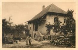 74 EVIAN - FERME SAVOYARDE - Evian-les-Bains