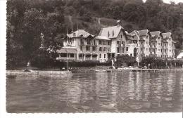 Annecy (Haute Savoie)-1952-Hôtel Beau Rivage-Cachet De Saint-Jorioz- Marianne De Gandon YT 884 - Annecy