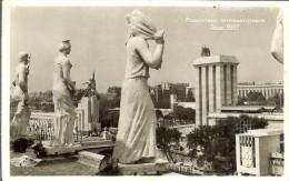 CPA  EXPOSITION INTERNATIONALE PARIS 1937, Vue Prise Du Pavillon D'Italie  0572 - Esposizioni