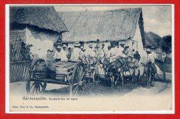AMERIQUE - COLOMBIE --  Barranquilla --  Vendedores De Agua - Colombie