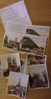 CARTE CIGARETTES - Lot De 10 Cartes: R & J HILL. LTD The Spinet House - Thème: VIEWS OF INTEREST - Collections & Lots
