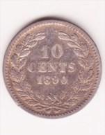 @Y@  NEDERLAND  10 Cent 1890     (2943)   Prachtig Patina - [ 3] 1815-… : Koninkrijk Der Nederlanden