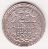 @Y@  NEDERLAND  25 Cent 1928    (2941) - [ 3] 1815-… : Koninkrijk Der Nederlanden