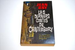 Jean RAY Les Derniers Contes De Canterbury Marabout G 166 1963 Postface D´Henri VERNES TBE - Fantasy