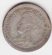 @Y@  NEDERLAND  10 Cent 1925    (2933) - [ 3] 1815-… : Koninkrijk Der Nederlanden